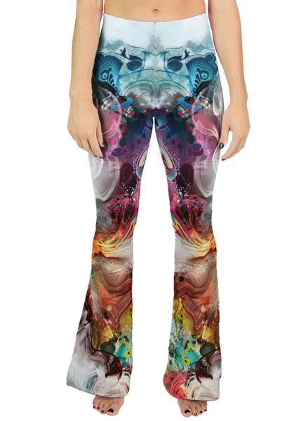 Kosmic Kiss Bell Leggings