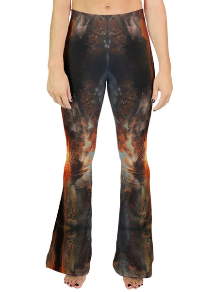 Berlin Sunrise Bell Leggings