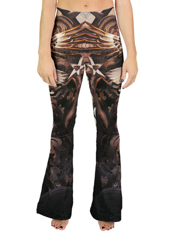 GODDESS OF DUST BELL LEGGINGS