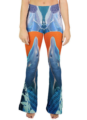 DOLPHIN BELL LEGGINGS