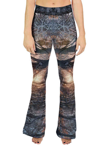 Fate Shadow Sunrise Bell Leggings
