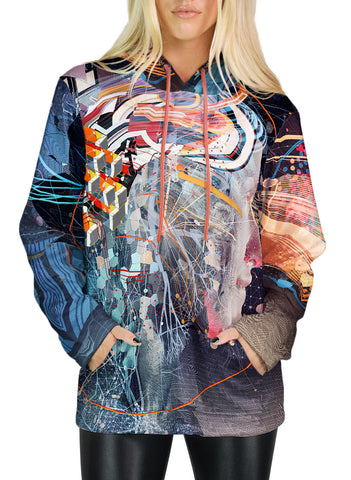 Light Field Rendering Hoodie