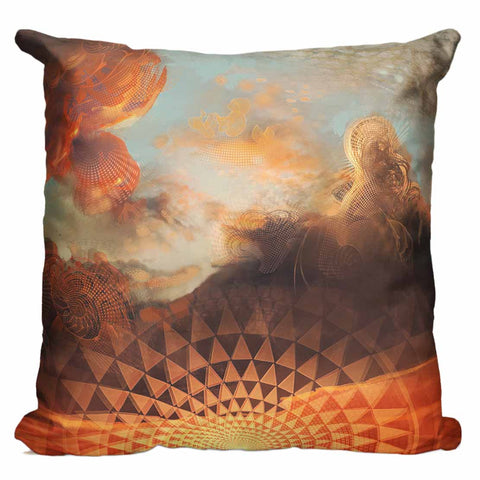 Berlin Sunrise Pillow