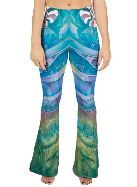 The Sun Shines For All Without Reservation Bell Leggings
