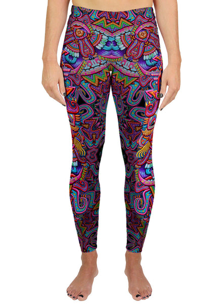 Gong Show Active Leggings