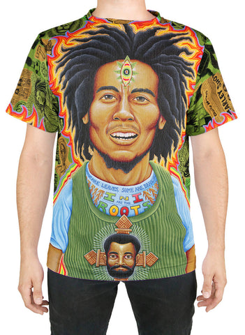 Marley'S Roots T-Shirt
