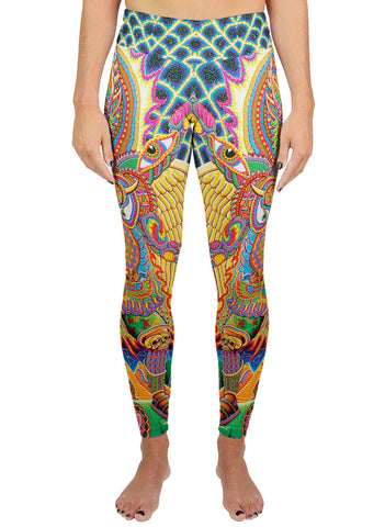 NEO HUMAN EVOLUTION ACTIVE LEGGINGS
