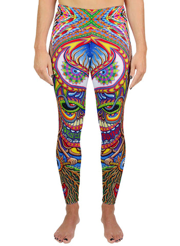 APOTHEOSIS OF DUALITREE ACTIVE LEGGINGS