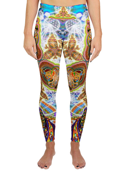 HEALING FRACTAL DIMENSION ACTIVE LEGGINGS