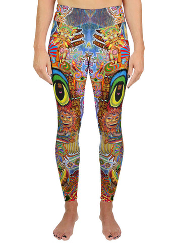 Saint Art Active Leggings
