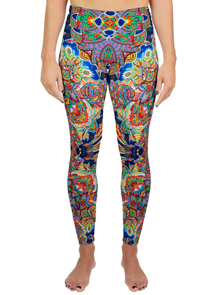 Optimystics Journey Pattern Active Leggings