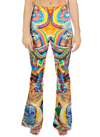 Moment Of Truth Bell Leggings