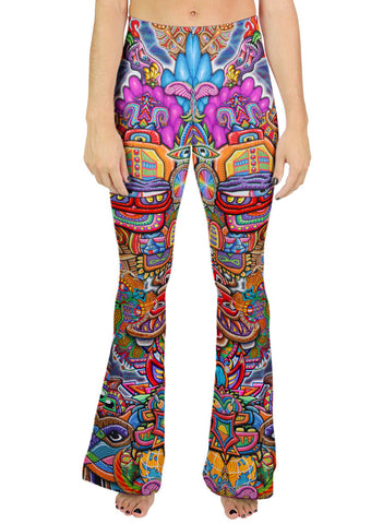 Interdimensional Rebel Bell Leggings