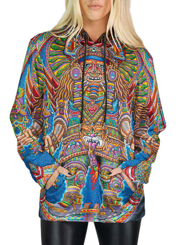 Ultimate Spirit Warrior Hoodie