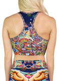 Optimystics Journey Racerback Crop