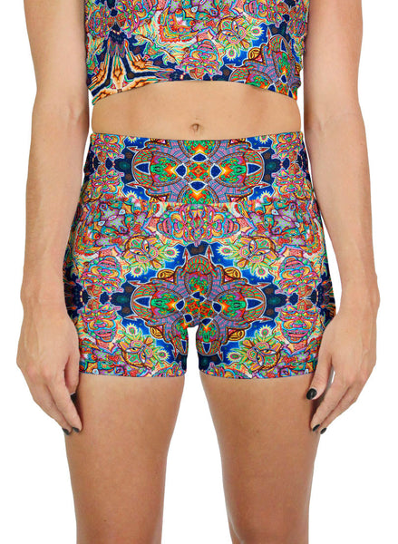 Optimystics Journey Pattern Active Shorts