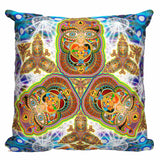 Healing Fractal Dimension Pillow