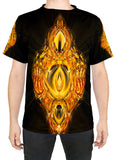 Golden Amulet T-Shirt