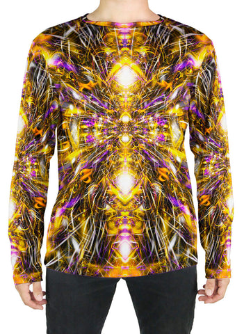 Diamonds and Thunderbolts Long Sleeve
