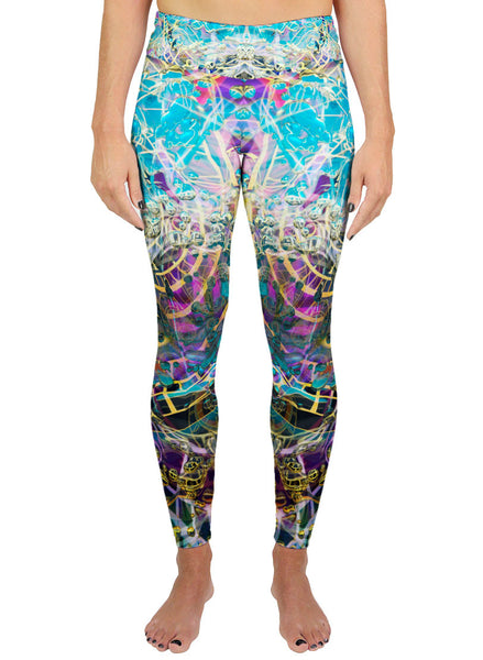 Time Melts Away Active Leggings