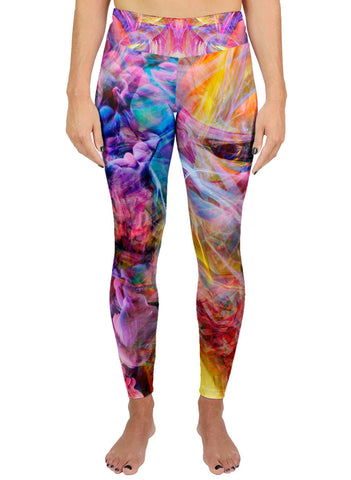 PSYCHEDELIC CIRCUS ACTIVE LEGGINGS