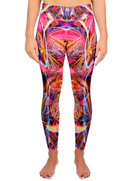 Tripping the Light Fantastic Active Leggings