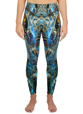 Mere Reflection Active Leggings
