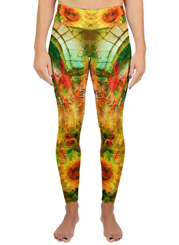 Sun Halls Active Leggings