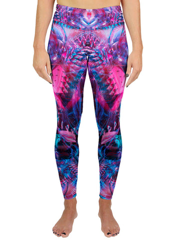 Creative Chaos Active Leggings