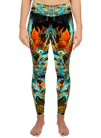 Mercury in Retrograde Active Leggings