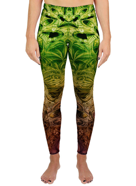 Spectral Evidence Active Leggings