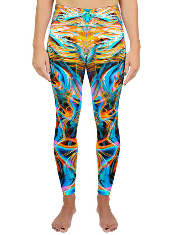 Universal Energy Shift Active Leggings