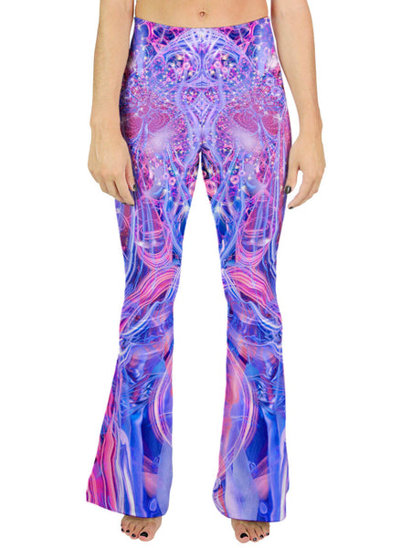 Cosmic Love Bell Leggings