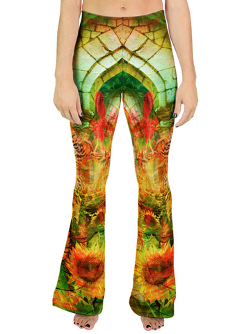 Sun Hall Bell Leggings