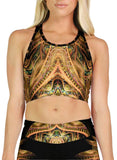 Dragon's Lair Racerback Crop