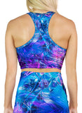 Spacial Recognition Racerback Crop