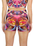 Tripping the Light Fantastic Active Shorts