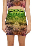 Spectral Evidence Mini Skirt