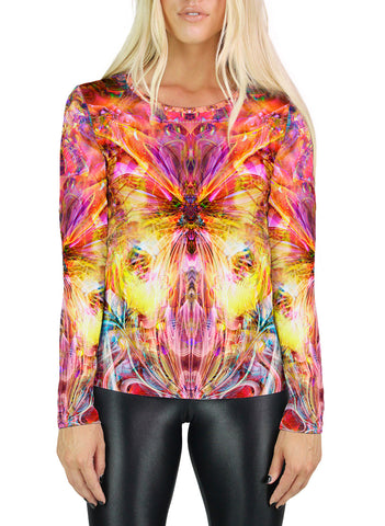 Mariposa Womens Long Sleeve