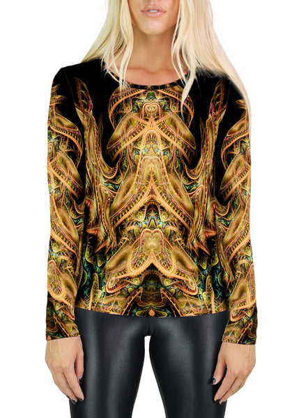Dragons Lair Womens Long Sleeve