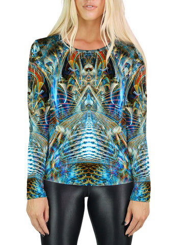 Mere Reflection Womens Long Sleeve