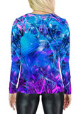 Spacial Recognition Womens Long Sleeve