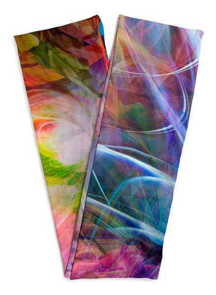 Psychedelic Circus Scarf