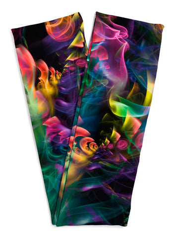 Rainbow Smoke Scarf