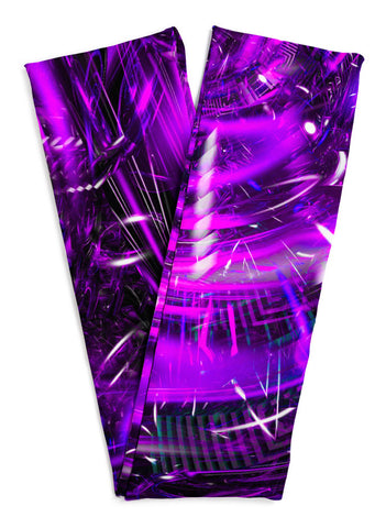 Purple Portal Scarf