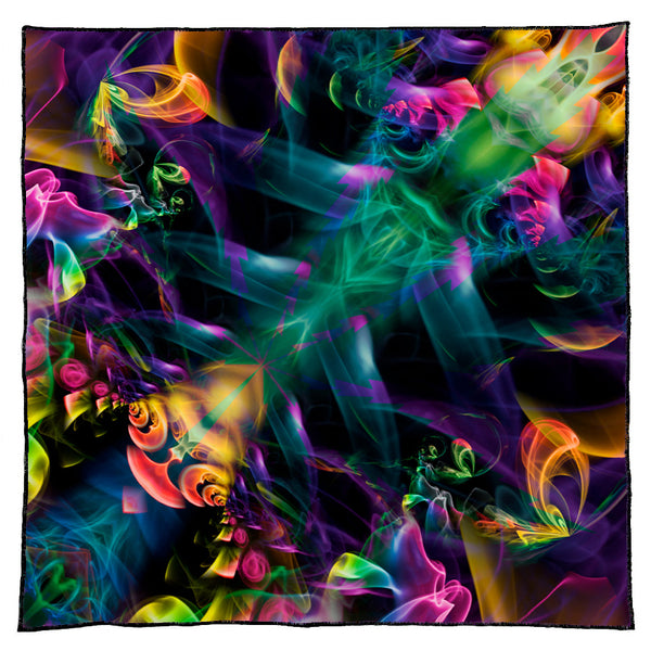Rainbow Smoke Bandana