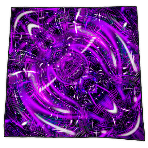 Purple Portal Bandana