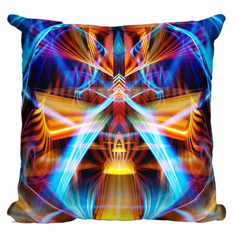Galactic Sphinx Pillow
