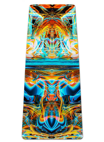 As Above So Below Yoga Mat