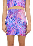 Cosmic Love Mini Skirt